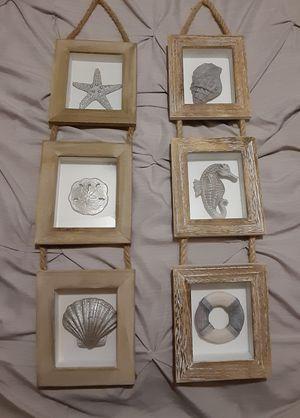 Seashore pics $10 for Sale in Lubbock, TX