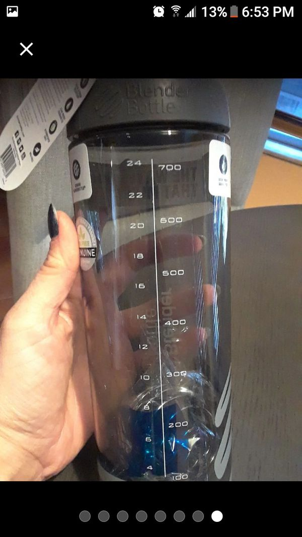 24 oz Blender bottle