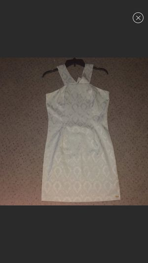 White new guess dress for Sale in Houston, TX