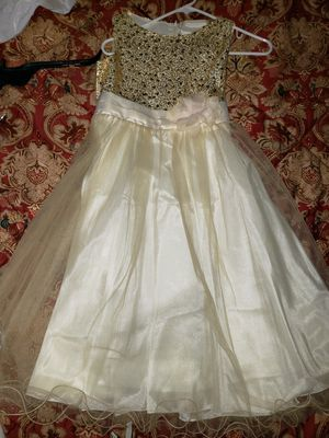 Flower girl dress size 12-14 for Sale in Waterbury, CT