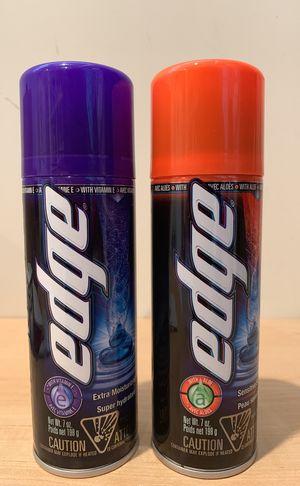 Edge shave gel 7 oz for Sale in Alexandria, VA