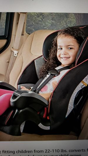 Evenflo Booster car seat. I input zero dollars because the item is open for negotiation. for Sale in Gardner, KS