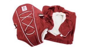 Happy Go Baby Baby Carrier Brand New In box plush durable 4 attachments up to 27 lb Red or Brown over 10 available for Sale in Detroit, MI