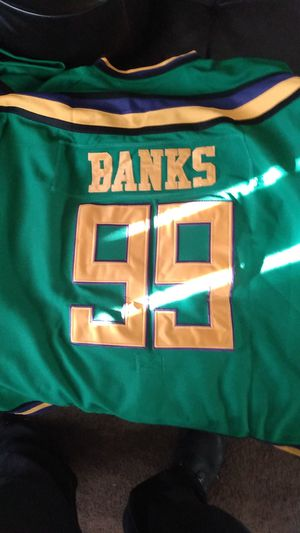 Original mighty ducks ice hokey Jersey for Sale in Columbus, OH