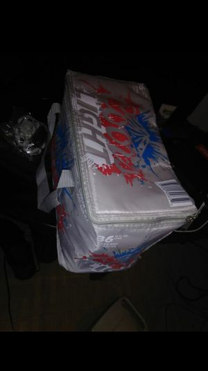 Coors light cooler for Sale in Bronx, NY