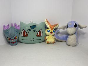 Pokémon Plush Stuffed Animal Toy for Sale in PT CHARLOTTE, FL