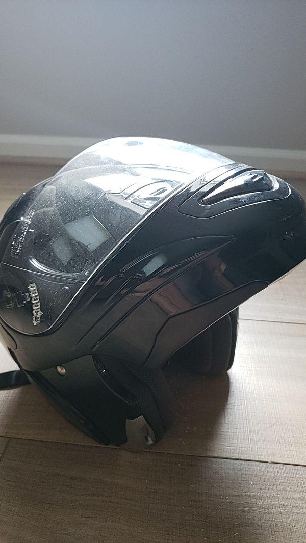 Vega Summit 2 Motorcycle Helmet, Small