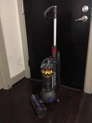 Brand New: Dyson DC65 Multi Floor Upright Vacuum - Bagless - Yellow $200 OBO for Sale in Arlington, VA