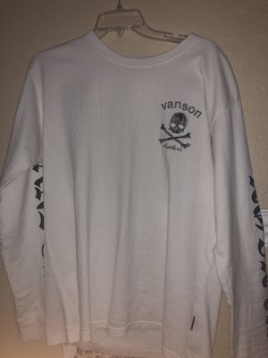 RARE Vanson Long-sleeve Tee for Sale in Southwest Ranches, FL