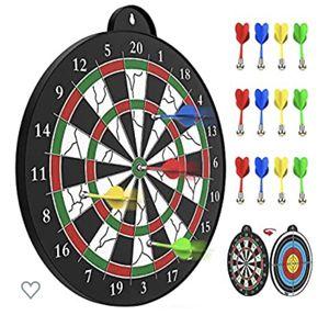 Magnetic Dart Board - 12pcs Magnetic Dart - Excellent Indoor Game for Sale in Denver, CO