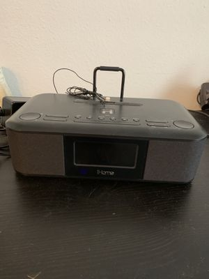 Ihome alarm clock radio for Sale in Los Angeles, CA