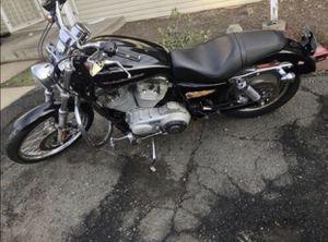 2007 Harley Davidson sportster Motorcycle for Sale in Newark, NJ