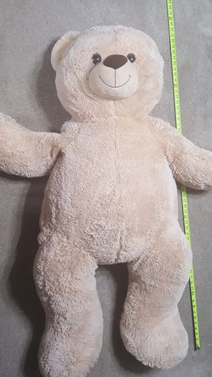 Big stuffed bear for Sale in Hillsboro, OR