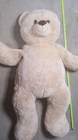 Big stuffed bear for Sale in Beaverton, OR