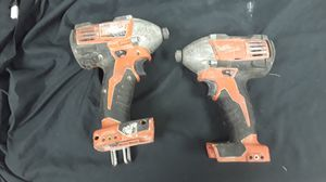 Milwaukee m18 Impacts for Sale in UPR MARLBORO, MD