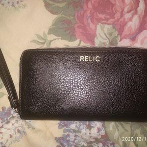 Relic Emma Phone Wallet Dark Brown for Sale in Edgewater, FL