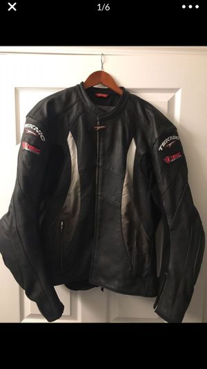 Leather Motorcycle Jacket for Sale in Littleton, CO