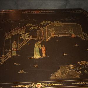 Vintage Oriental Coffee Table for Sale in Marysville, OH