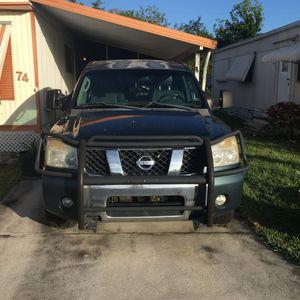 2006 Nissan Titan for Sale in Stuart, FL
