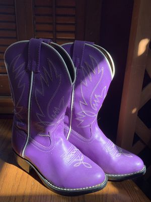 Children's Cowboy Boots for Sale in East Aurora, NY
