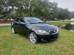 2006 Lexus IS250 AWD for Sale in Orlando, FL
