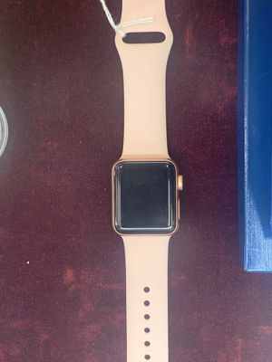 Apple Watch series 3 38mm lte/gps for Sale in Austin, TX
