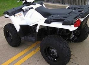 Price$800 Firm! 2O14 Polaris Sportsman four wheeler!! for Sale in Anaheim, CA