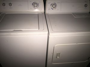 Whirlpool washer and dryer for Sale in Durham, NC