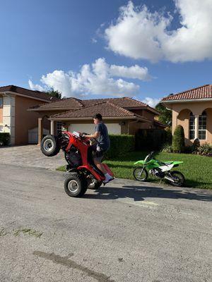 2018 Honda trx250x for Sale in Miami, FL