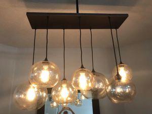 West Elm Multi Light Chandelier for Sale in Miramar, FL