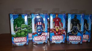 Marvel action figures for Sale in Garland, TX