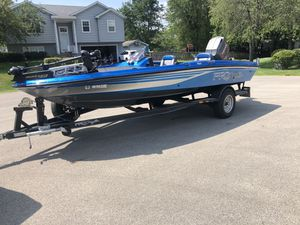 20ft procraft bass boat 200hp for Sale in Wonder Lake, IL