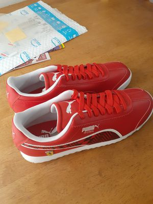 Puma red shoes. for Sale in Mesa, AZ