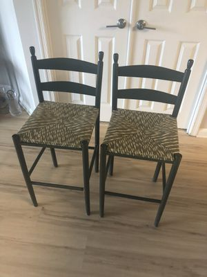 Bar stools in great condition for Sale in Arlington, VA