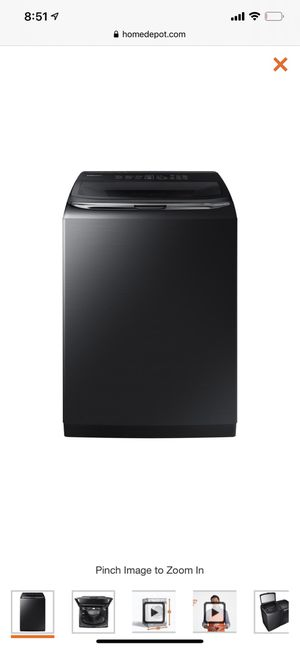 Samsung washer and dryer set for Sale in Euclid, OH
