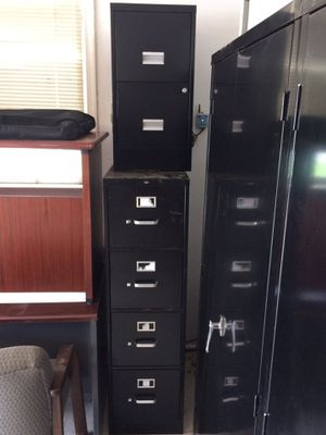 Steel file cabinets for Sale in Virginia Beach, VA