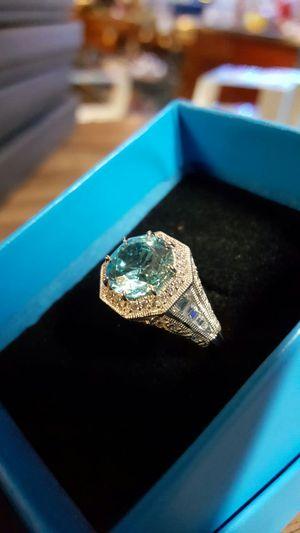 Aquamarine ring for Sale in El Paso, TX