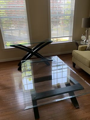 Contemporary Glass Tables for Sale in Bowie, MD