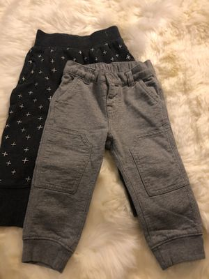 BabyGap & CottonOnKids joggers size 18-24m for Sale in Bakersfield, CA