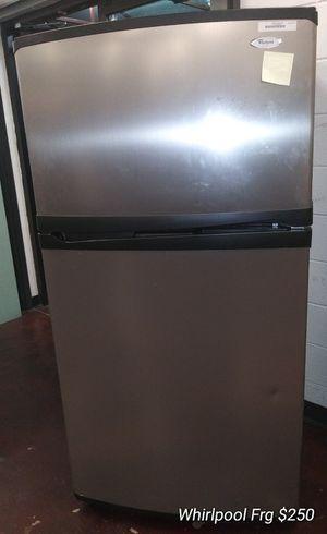 Whirlpool Refrigerator ASAP for Sale in Stone Mountain, GA
