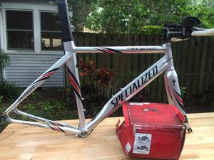 SPECIALIZED TIMES TRIAL BIKE FRAME! for Sale in Tampa, FL