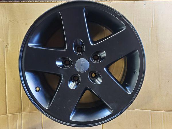 New grand Cherokee 17s wheels
