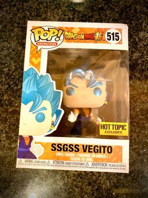 FUNKO POP SSGSS VEGITO - DRAGONBALL Z for Sale in Chicago, IL