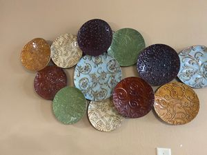 Mounted wall plates selling it for 100 dollars for Sale in Braintree, MA