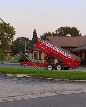 Dump trailer for Sale in Naperville, IL