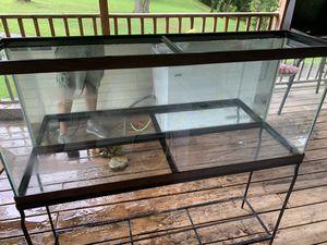 55gal aquarium for Sale in Elkins, WV
