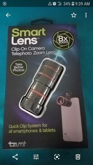 Camera lens for phone new for Sale in Clovis, CA