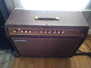 Acoustic G120 212 model 127 Lead Guitar Amp for Sale in Denton, TX