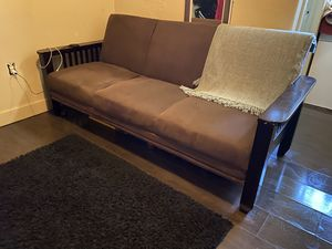 Futon Couch/bed for Sale in Wilsonville, OR