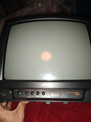 Sansui 13 Color Television Model TVM1315 Tube TV CRT Retro Gaming for Sale in Columbia, SC